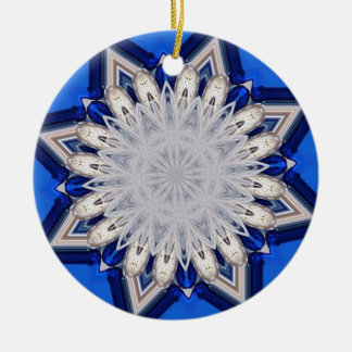 EmberRose Holiday Collection - Fractal Ornament 07