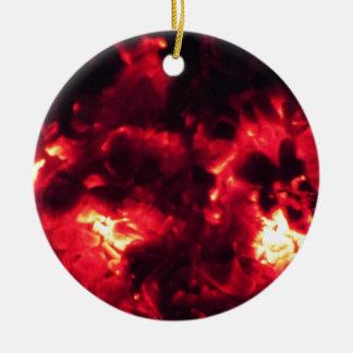 embers christmas ornament