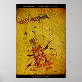 EmberTime - Distilled 2010 poster