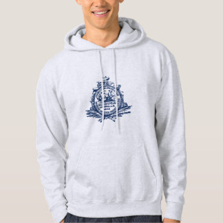 Emblem of Charleston, South Carolina Hoodie