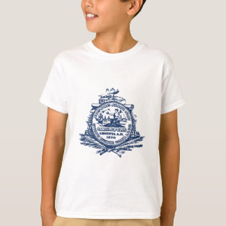 Emblem of Charleston, South Carolina T-Shirt