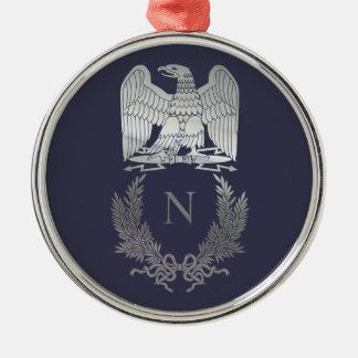 Emblem of Napoleon Bonaparte Christmas Ornament