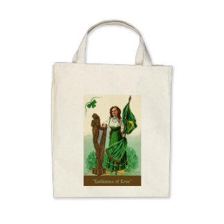 Emblems of Erin Tote Bags