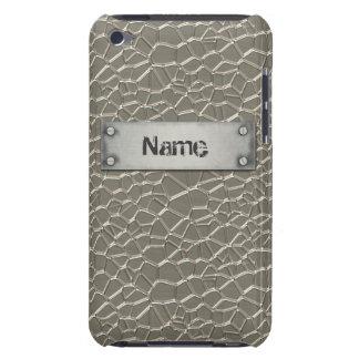 Embossed Aluminium iPod Touch Case