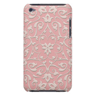 Embossed Arabesques iPod Touch Case