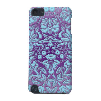 Embossed Damask iPod Touch 5G Cases