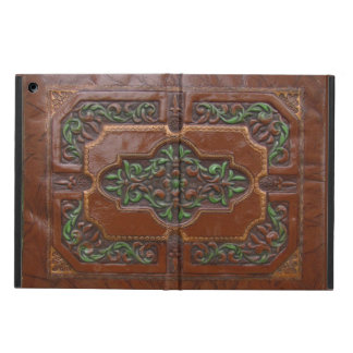 Embossed Leather Look ~ Cover For iPad Air