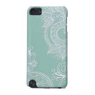 Embossed Paisley iPod Touch (5th Generation) Case