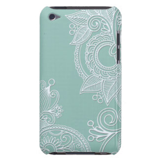 Embossed Paisley iPod Touch Covers