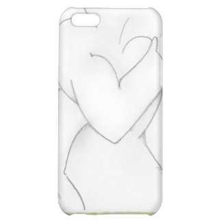 Embrace (baby shower) Add your own color iPhone 5C Covers