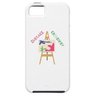 Embrace Creativity Case For The iPhone 5