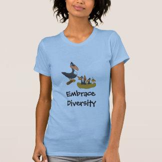 Embrace Diversity T Shirts