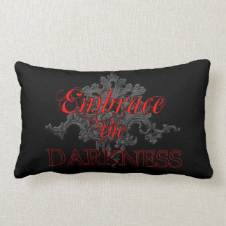 Embrace the Darkness Lumbar Cushion
