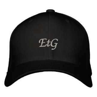 embrace the grayness hat embroidered baseball caps