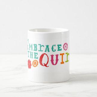 Embrace the Quirk Mug
