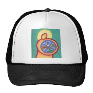 Embrace the Seasons Mesh Hats
