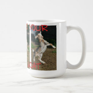 Embrace Your Inner Goat Coffee Mug