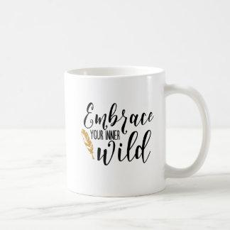 Embrace Your Inner Wild Mug