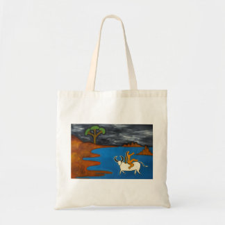 Embraced By the Dark Dark Night Tote Bag