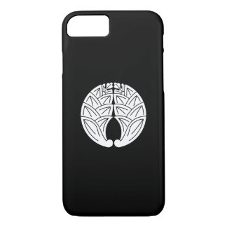 Embracing japanese ginger iPhone 7 case