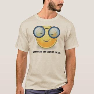 Embracing My Inner Geek T Shirt