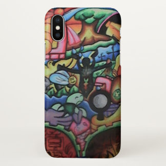 Embracing Nature Themed iPhone X Case