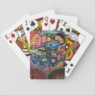 Embracing Nature Themed Playing Cards