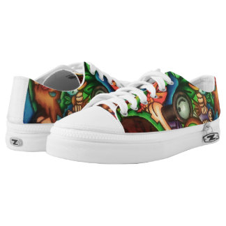 Embracing Nature Themed Shoes