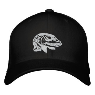 Embroider Mad Musky Logo BASEBALL HAT