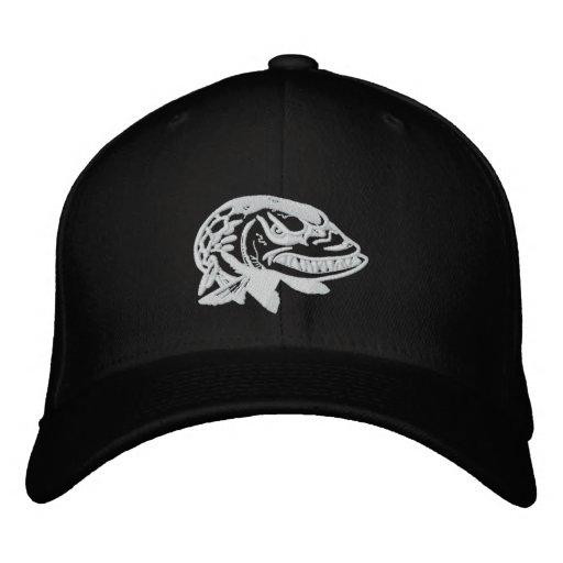 Embroider Mad Musky Logo BASEBALL HAT