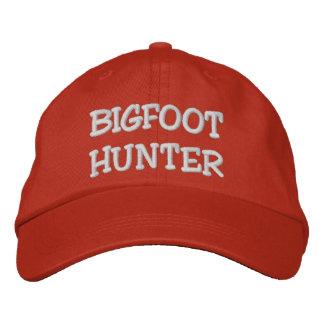 Embroidered BIGFOOT HUNTER Hat - *BOBO* Edition Embroidered Baseball Caps