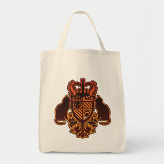 Embroidered_Cat Tote Bag
