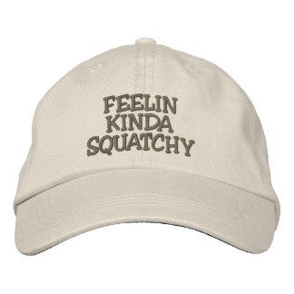 Embroidered FEELIN KINDA SQUATCHY Hat - *BOBO* Hat
