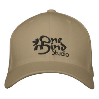 Embroidered Flex-Fit Hat Embroidered Hat