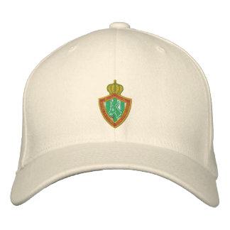 Embroidered Hat - Crossing Schaerbeek 1969