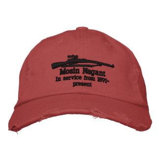 Embroidered Hat Mosin Nagant, In service fr...