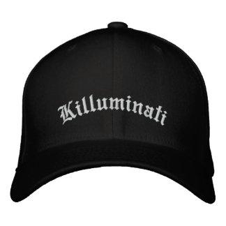 Embroidered Killuminati cap
