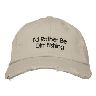 Embroidered Metal Detecting Hat Embroidered Baseball Caps