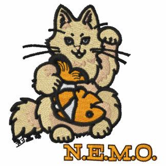 Embroidered NEMO Polo Shirt