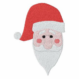 Embroidered Santa T-Shirt