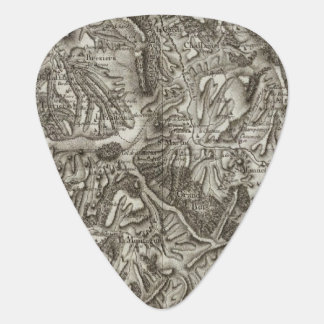 Embrun Guitar Pick