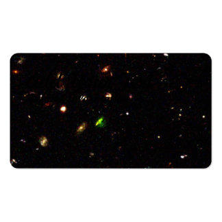 Embryonic Galaxy Cluster Pack Of Standard Business Cards