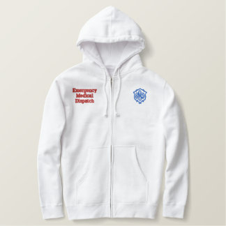 EMD DISPATCH EMBROIDERED HOODIE