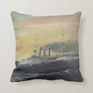 Emden rides the waves Indian Ocean 1914 2011 Cushion