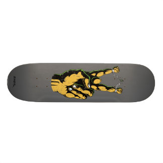 "Emek ""Peace"" Skateboard"