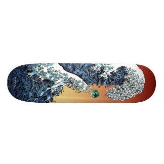 Emek Wave Skateboard