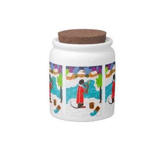 Emelya & the Magic Pike Candy Jars