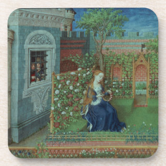 Emelye in her garden. The imprisoned knights Palam Coaster