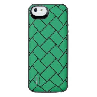 Emerald Basket Weave 2 iPhone 6 Plus Case