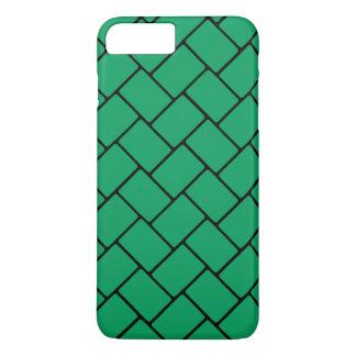 Emerald Basket Weave 2 iPhone 7 Plus Case